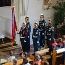 Slávnostná svätá omša pri príležitosti sviatku svätého Floriána, patróna hasičov