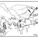 Kresby Zdeno Horecký