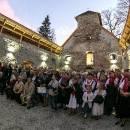 Slávnostné otvorenie novozrekonštruovaného starého kostola v Zázrivej