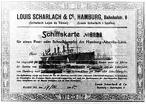 Lodný lístok