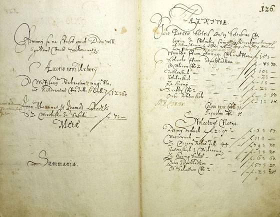 Richtárov zoznam vysťahovalcov zo Zázrivej do Ameriky od r. 1875 do októbra 1901.