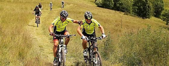 XI. ročník voľného prechodu na horských bicykloch okolo Zázrivej