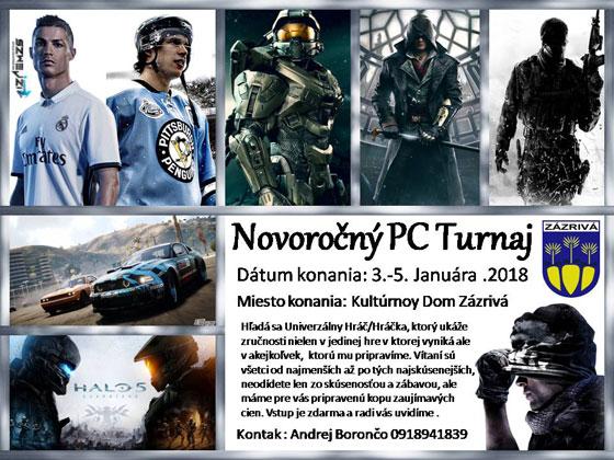 Novoročný PC Turnaj