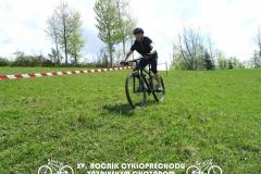 Cykloprechod Zázrivským chotárom 2019