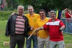 Futbalový zápas Zázrivá  - Bziny