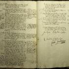 Vysťahovanie - Provizorské učty 1624