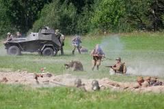 Boje o Rovnú horu 2012