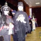 Karneval ZŠ Zázrivá 2008