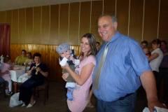 Privítanie novorodencov 2012