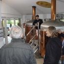 Odborná exkurzia- návšteva prvého horského pivovaru Vŕšky Terchová