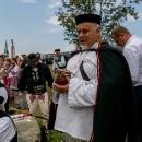 Starosta obce Zázrivá JUDr. Matúš Mních medzi zástupcami z Poľska, Čiech a Rumunska.